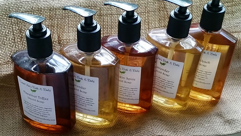 Liquid Soap (Essential Oils)