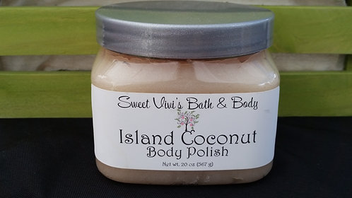 Choose Your Scent Body Polish