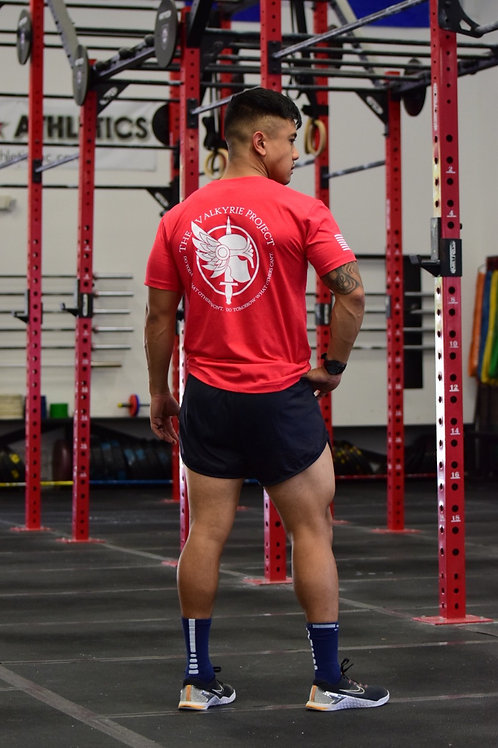 Men's Red VP Shirt