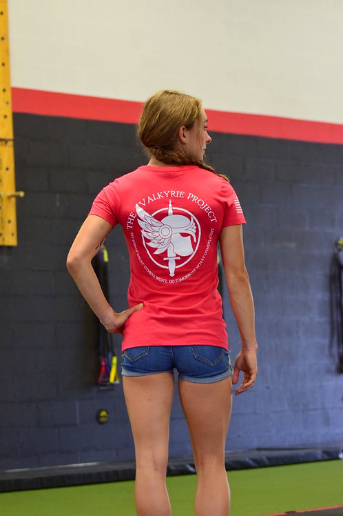 Women's Red VP Shirt
