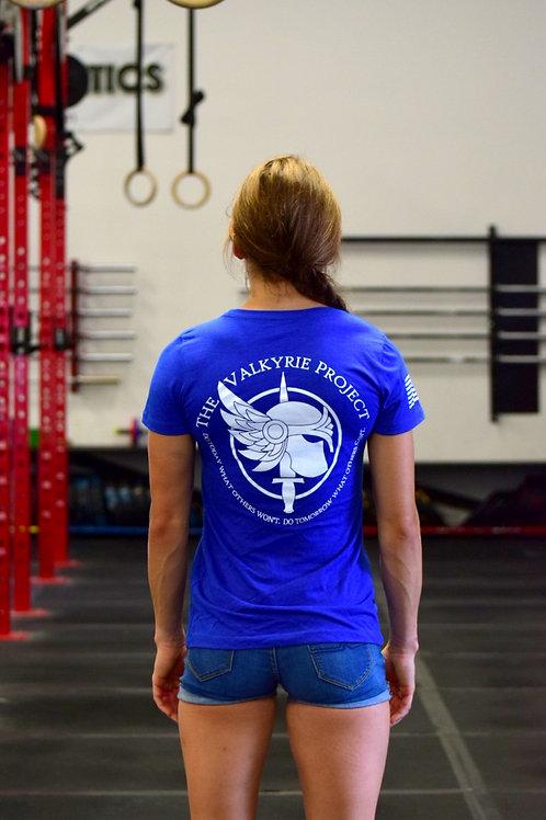 Women's Blue VP Shirt