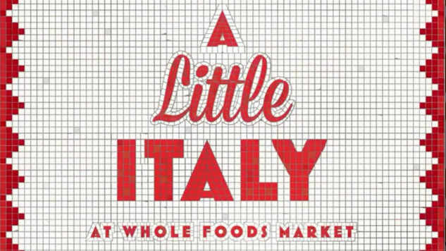 Instagram Content for Whole Foods Market's Little Italy Promo