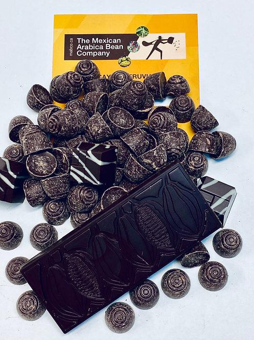 Vietnam Dak-lak 70 % chocolate couverture drops