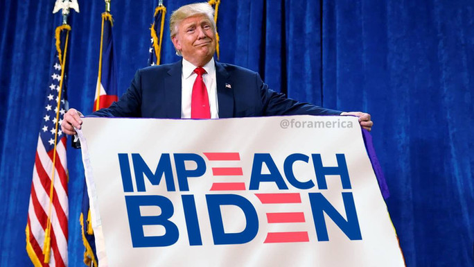 Save America. Impeach Biden