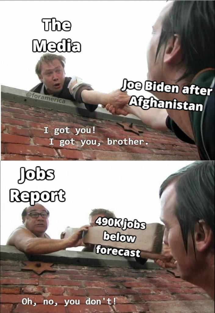 This week can't end fast enough for Joe Biden.
