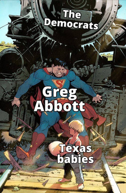 Gov. Abbott is stepping up to protect life.