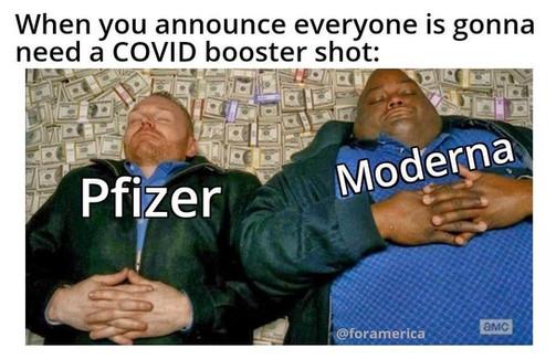 Pfizer and Moderna after this Biden speech