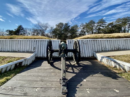 History ForAmerica: Fort Ward, Alexandria, Virginia