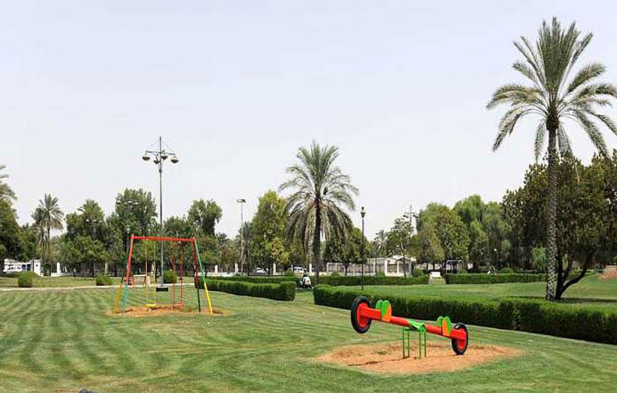 Abu Dhabi Municipality Parks U0026 Playgrounds Development, Abu Dhabi