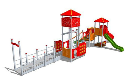 TOWER OXI XOXI304 WITH PUSHCHAIR RAMP, B