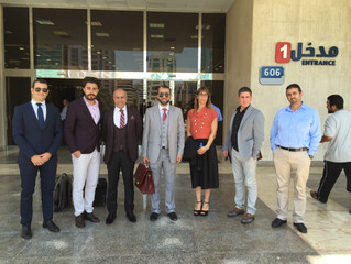 Modern Gardens Partners Visit: Strengthening Its Foothold in the GCC