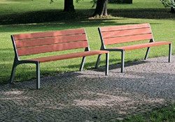 Wood Composite Bench