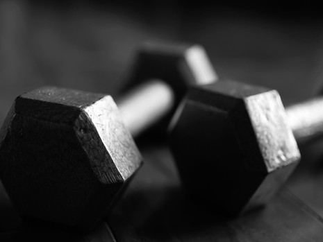 Why over 50's need weight training...
