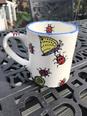 paint your own pottery bug mug