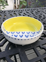 paint your own pottery - bowl