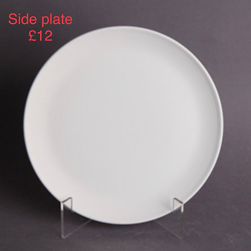 Side Plate (rimless)
