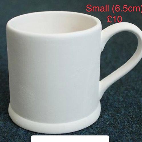 small country style mug