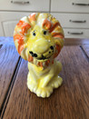 paint your own pottery lion