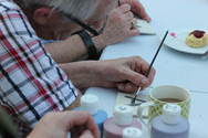 pottery painting for all ages