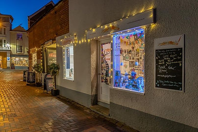 Libra Court Sidmouth at Christmas