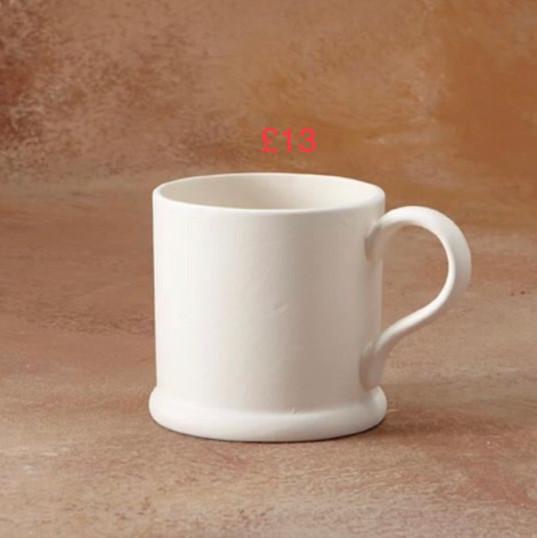 country style mug
