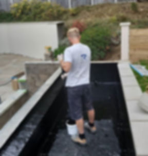Another water feature lining installed_edited.jpg