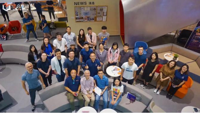 「設計·無界沙龍會」一場跨越香港-內地的設計交流活動