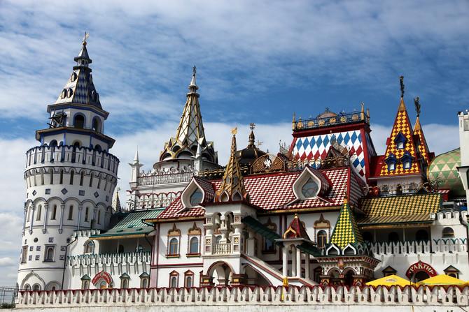 TOP 5 Des destinations a visiter en Russie