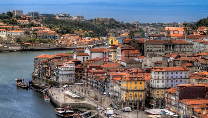 Week-end a Porto