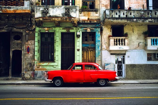 Le focus de Meg : Cuba