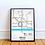 Thumbnail: Newcastle, Tyne and Wear | Underground Style Map