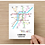 Thumbnail: Cambridge, Cambridgeshire | Underground Style Map