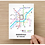 Thumbnail: Huddersfield, West Yorkshire | Underground Style Map