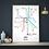 Thumbnail: Derby, Derbyshire | Underground Style Map