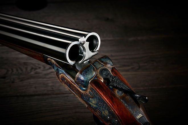 Purdey Side by Side Shotgun