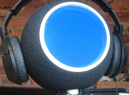 Review of The Kaotica Eyeball - The Microphone Acoustic Treatment