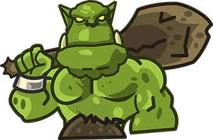 beast monster orc ork voice actor