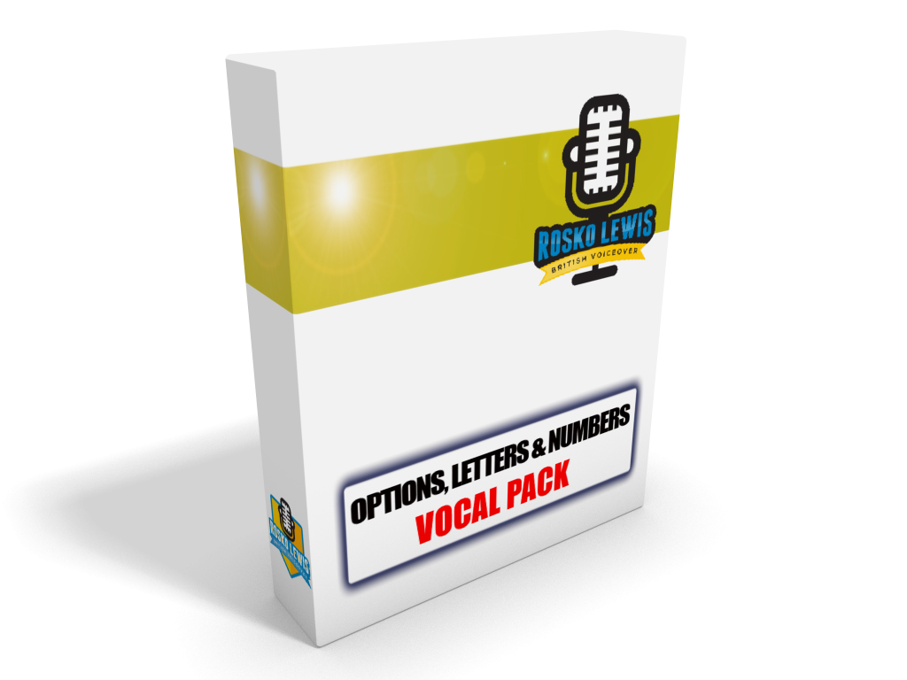 Free Voiceover Stock Audio Packs for Download