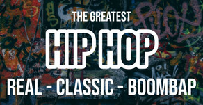 Boom Bap Hip Hop Playlists of the Ages: Music For The Discerning B-Boy