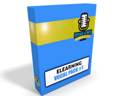 ELEARNING VOCAL PACK BOX 1 TRANSPARENT
