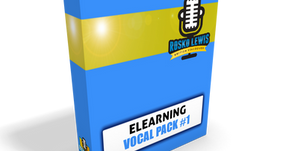 Free Voiceover! A big bank of vocal stock audio is yours to download.