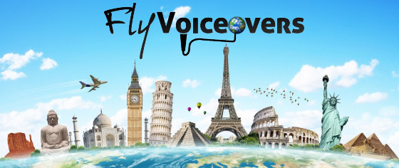 flyvoiceovers - voice over agency