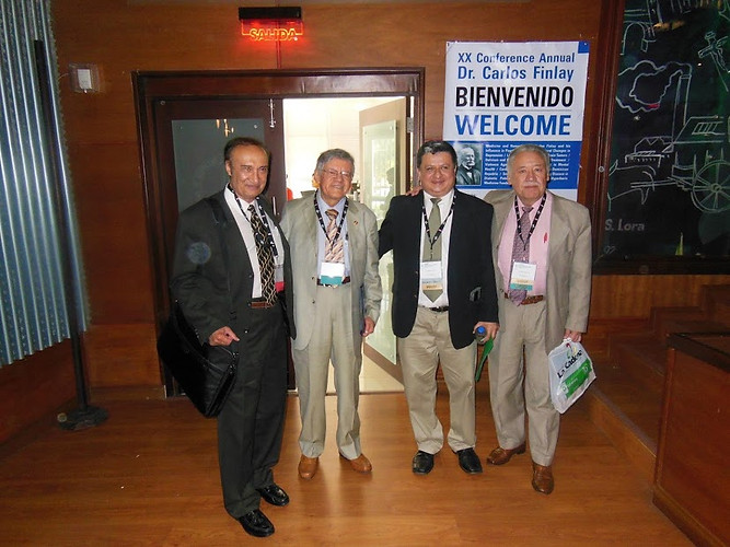 Dr. Carlos Finlay Annual International Medical Conference Sponsored by SILAMP