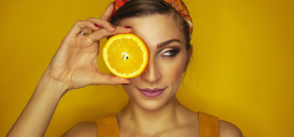 Can't eat 100 Oranges ? Try a Mega C IV!