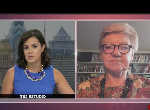 Psicoanálisis sobre la pandemia y sus efectosLa doctora Diana Larisgoita del Buenos Aires Counselin