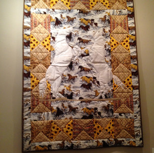 Kentucky Derby Quilt