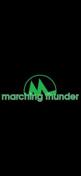 Marching Thunder Wallpaper