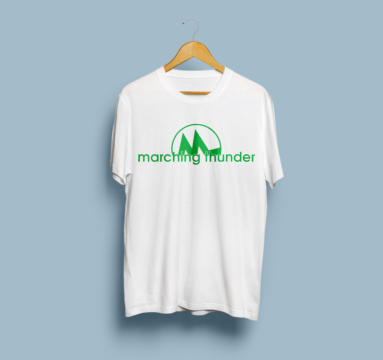 Marching Thunder Tee