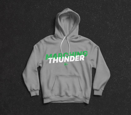 Marching Thunder Hoodie