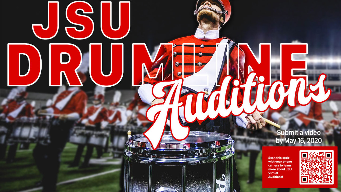 JSU Drumline Auditions